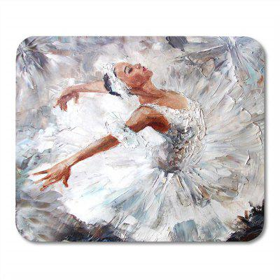 Elegant  Rectangle  Colorful  Exquisite Nonslip Gaming Mouse Pad