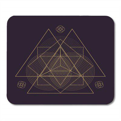 Rectangle Colorful Exquisite  Nonslip  Gaming Mouse   Pad