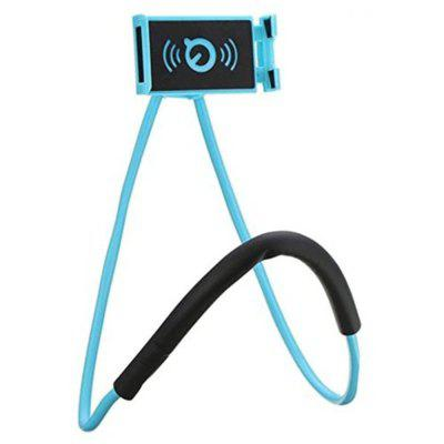 High Quality  Universal Lazy Hanging Neck Phone Stand Mount Support Bracket