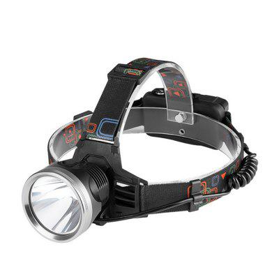 ZHISHUNJIA L2 LED USB Charging Strong Headlight Camping Searchlight