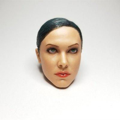 1/6 Head Sculpture of the Cruel Female Killers in Europe and America