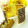 Fashion Grinding Leopard Bracelet - GOLD