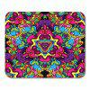 Rectangle   Cute Colorful Cool  Exquisite Soft Nonslip Gaming Mouse Pad - MULTI