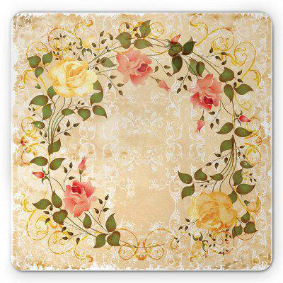 Beautiful   Multicolor  Gaming  Square Cool   Soft  Mouse Pad