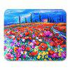 Beautiful   Patterned    Multicolor Gaming  Square  Mouse Pad - MULTI