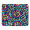 Fashionable Cool Rubber Frumos Multicolor Gaming Square Mouse Pad - MULTI
