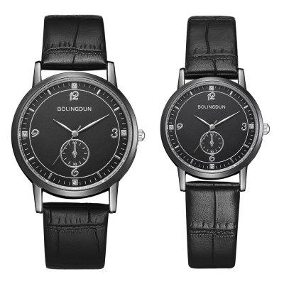 Xr3228 Couple Hand Form Eye Casual Business Men And Women Watch