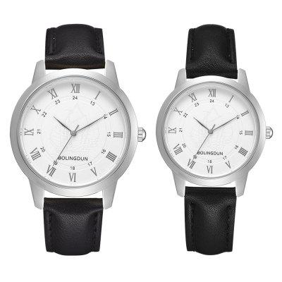 Xr3230 Couple Hand Form Eye Sailing Mirror Men And Women Watch