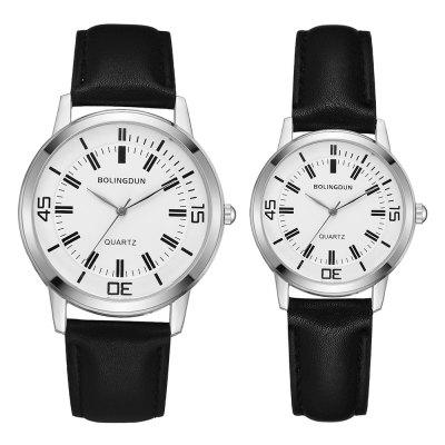 Xr3233 Couple Watches Fashion Wild Business Men And Women Watches
