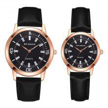 f1ff82e96c6 Xr3233 Couple Watches Fashion Wild Business Men And Women Watches