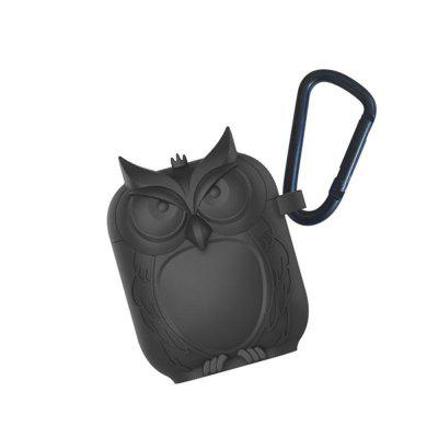 Owl Shape for Airpods Protective Silicone Cover new Style Case Accessories