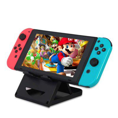Adjustable Foldable ABS Bracket Play Stand Holder for Nintendo Switch