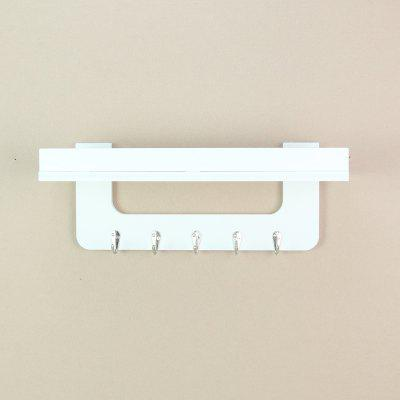 Nordic Style 1.2 Thick Plate Medium Wall Hanging Coat Rack
