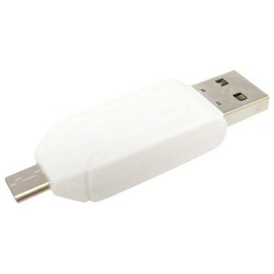 Fashionable  2 in 1 Micro USB TF SD Card Reader for Samsung Galaxy S3 S4 Note 3