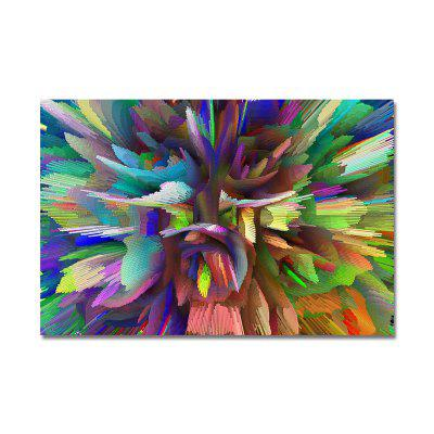 DYC Art Colorful Abstract Flowers Print Art
