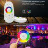BRELONG Colorful Intelligent Lighting 2.4G Wireless Remote Control FUT098 - WHITE