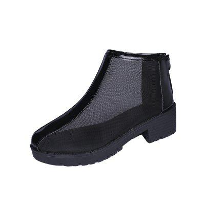Mesh Cloth Breathable Comfortable High-Help WomenS Shoes