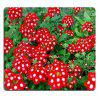 Rectangle  Red Colorful   Cool  Exquisite  Soft  Nonslip   Gaming Mouse Pad - MULTI