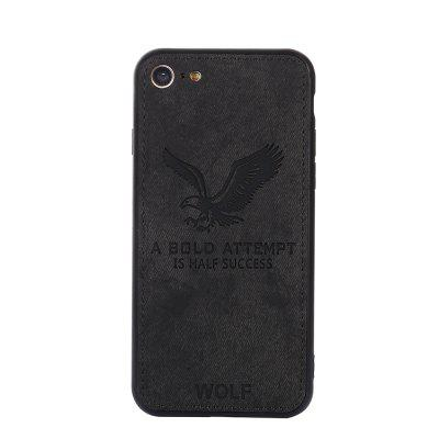 Cell Phone Accessories  Cloth Eagle Pattern For IPhone 6 Case Cover