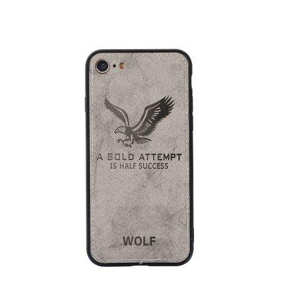 Cell Phone Accessories  Cloth Eagle Pattern For IPhone 6s Case Cover