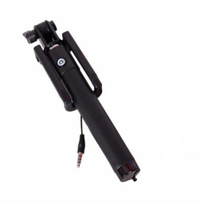 Dispositivo portátil de mano Bluetooth Selfie Stick Monopod para IOS Android