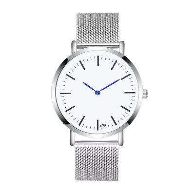 Modern Fashion Mesh Stainless Steel Watchband High Quality Watch