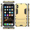 Pro kryt Iphone XS MAX Cool Two-In-One - ZLATO