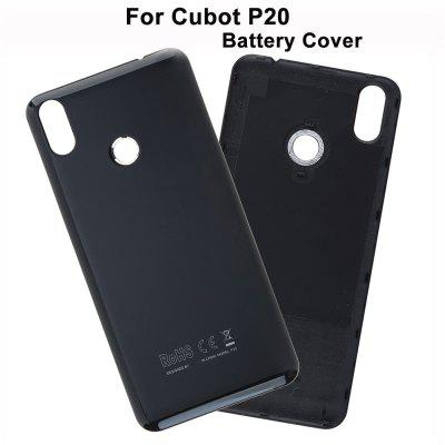 Para Cubot P20 Mobile Phone Battery Tapa Trasera