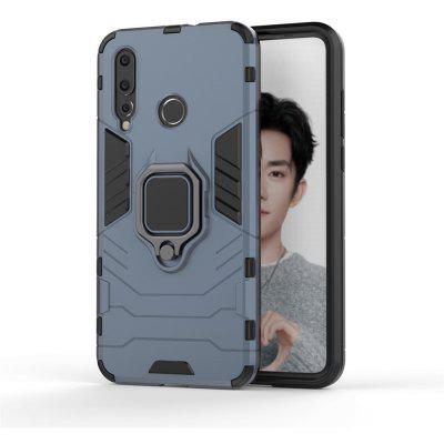 Ring Buckle Kickstand Armor Case for Huawei nova 4