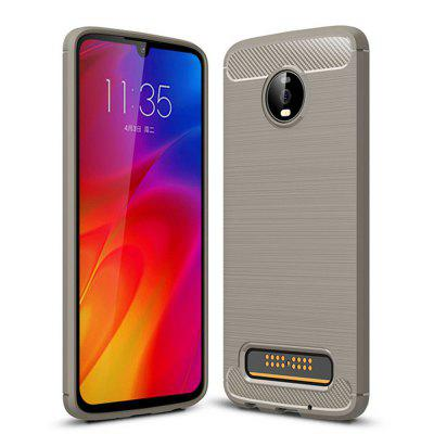 Pouzdro na kryt moto Z4 Play Shockproof Back Solid Solid TPU