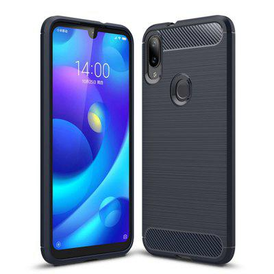 Pouzdro na kryty Xiaomi Play Shockproof Back Solid Solid TPU