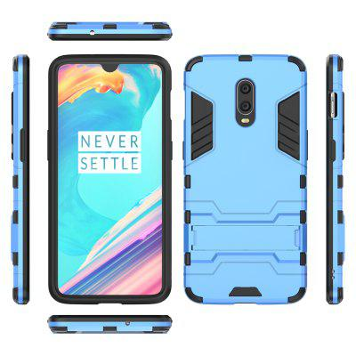 For One Plus 6T Cool Two-In-One Shelf Protection Case