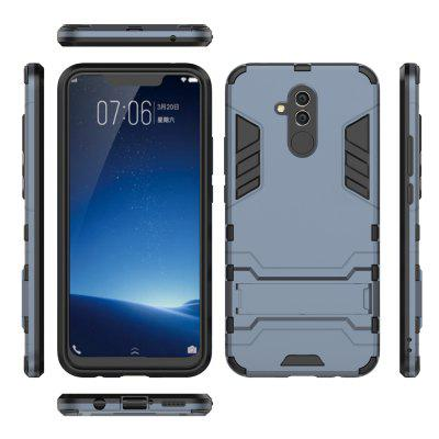 ForHUAWEI Mate 20 Lite(Maimang 7)Cool Two-In-One Shelf Protection Case