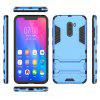 For Xiaomi F1 Cool Two-In-One Shelf Protection Case - BLUE