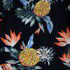 Fashion and Personality Cotton and Linen Printed Shirt for Pets Pineapple Model - MULTI-B