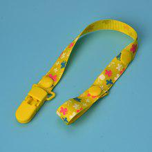 Baby\'s Pacifier Chain Cute Cartoon Butterfly Pattern Pacifier Clip Baby Product