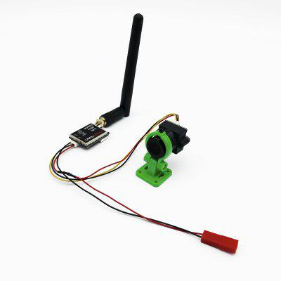 Easy to use 5.8G FPV Set  600mw Transmitter TS5823 and mini CMOS 1000TVL Camera