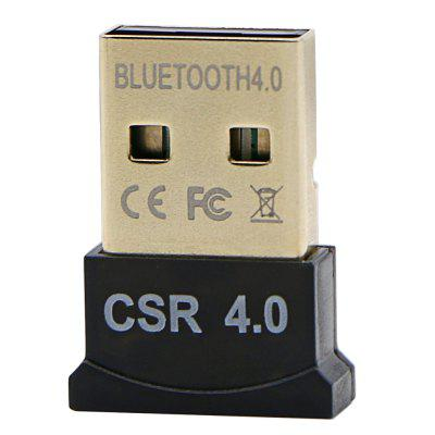 Usb bluetooth 4.0 adaptador dongle receptor bluetooth para pc computador portátil etc