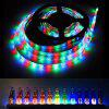 2x5M 2835 300 LEDs RGB Strips with IR 44 Key Double Outlet Controller DC12V - MULTI