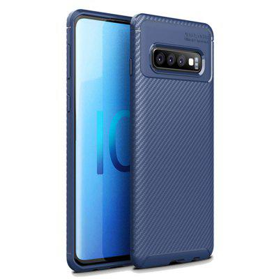 Cover posteriore morbida in TPU per Samsung Galaxy S10