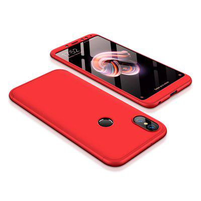 Luxury 360 Full Protection Cover Cases for Xiaomi Redmi Note 5 Pro