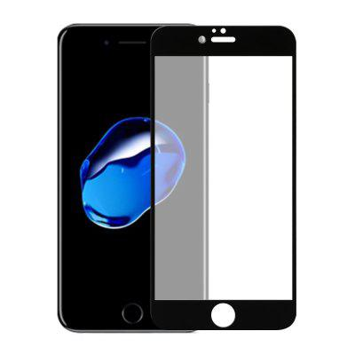 Grinded Toughened Glass Film with Secondary Strengthening for Iphone 6S