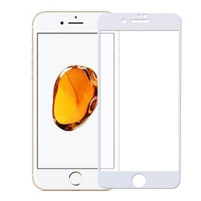 Grinded Toughened Glass Film with Secondary Strengthening for Iphone 8