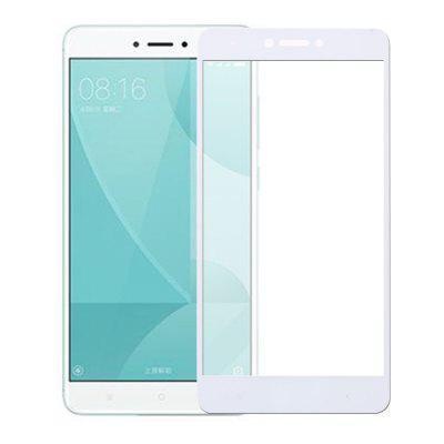 Grinded Toughened Glass Film with Strengthening for Xiaomi Redmi Note 4X