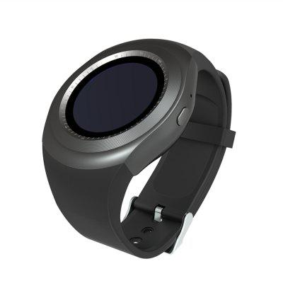 Y1X Bluetooth SmartWatch Support SIM Card Heart Rate Monitor Fitness Tracker