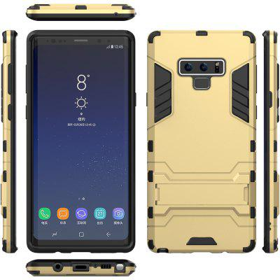 For SAMSUNG Note 9 Cool Two-In-One Shelf Protection Case
