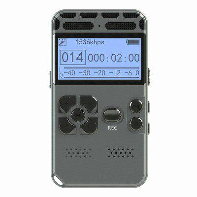 Hd Intelligent Digital Noise Reduction Meeting Recorder MP3 LED Display