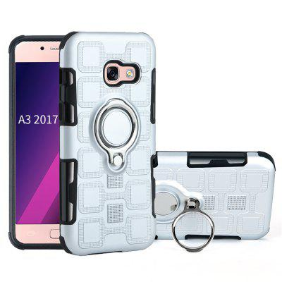 Rotating Bracket Armour Phone Case Combo for Samsung A3 2017