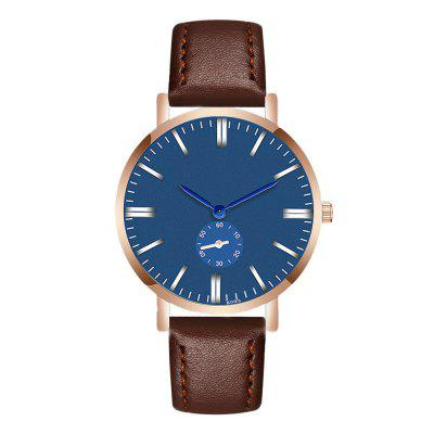 Kreative Mode Single Eye Quartz Belt Watch