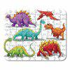 3D  Jigsaw   Paper Puzzle   Soft   Block   Assembly  Birthday  Toy - MULTI
